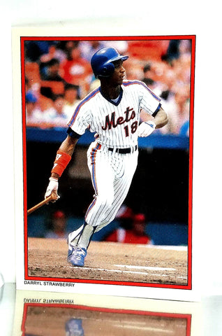 Sport_Baseball, Company_Topps, Company_ ALL, Team_New York Mets, Graded-By_CardboardandCoins, Strawberry, Darryl, Mets, New York, Rookie Card, RC, Glossy, All-Star, Collector's Edition, Gloss, Redemption, Mail-in, Send-in, Exclusive, Limited, Rare, Baseball Card, Topps, 1984