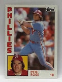 "1984 Topps #300 Pete Rose ""HIT KING"", Graded 9.5 Mint +, CardboardandCoins.com"