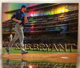 2016 Topps Chrome PC-7 Kris Bryant Perspectives Rookie RC World Series Cubs, CardboardandCoins.com
