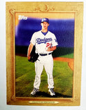 2010 Topps Turkey Red Clayton Kershaw TR24 EARLY KERSHAW CARD, Dodgers, Cy Young, NL MVP, CardboardandCoins.com