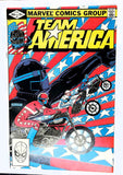 "Team America #1 ""ORIGINS"" HI-GRADE, Marvel Comics 1982 HOT Comic Book! Sold x4, CardboardandCoins.com"