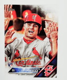 "2016 Topps Update #US292 ALEDMYS DIAZ ROOKIE CARD Cardinals Pack Fresh ""High Five"", CardboardandCoins.com"