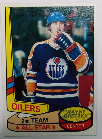 1980 Topps #87 WAYNE GRETZKY 2nd Year!! Early Original Gretzky Card, Edmonton Oilers, Hockey, All-Star, HOF, Stanley Cup