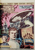 Star Trek, 1, Marvel, Kirk, Spock, Starfleet, U.S.S. Enterprise, Motion Picture, Movie, Comic Book, Comics, Vintage, Book, Collect, Trading, Collectibles