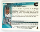 "2010 Topps CHROME #190 GIANCARLO STANTON ROOKIE CARD Marlins MVP ""Mike"" Yankees"