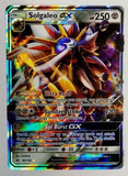 Pokemon Solgaleo GX 89/149 Sun & Moon Base Set Ultra Rare Holo; SHINY!!! HOT!!!, CardboardandCoins.com