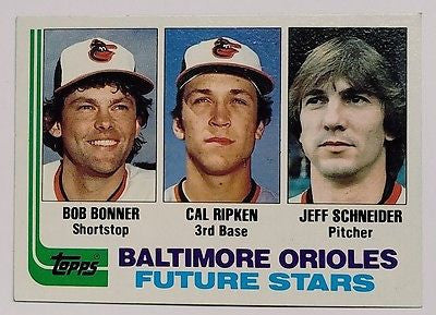 "1982 Topps Cal Ripken #21 ROOKIE CARD NM-MT Pack Fresh ""GRADE ME"" Ready for PSA"
