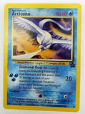Articuno, Rare, Black Star Promo, Legendary Birds, Pokemon, Cards, Vintage, TCG, Game, Collect, Trading, Collectibles