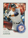 AARON JUDGE ROOKIE CARD (STICKER) 2017 Topps #128 RC Yankees, Pack Fresh...HOT!