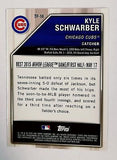 2015 Bowman's Best #TP-16 Kyle Schwarber ROOKIE CARD Refractor Chicago Cubs NM+, CardboardandCoins.com