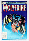 Wolverine, 2, Marvel, Limited Series, Yukio, Mariko Yashida, X-Men, Comic Book, Comics, Vintage, Book, Collect, Trading, Collectibles