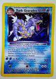 Dark Gyarados, Holo Rare, Team Rocket, Pokemon, Cards, Vintage, TCG, Game, Collect, Trading, Collectibles