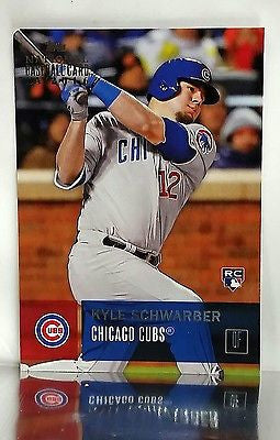 2016 National Baseball Card Day Topps 39 Kyle Schwarber Rookie Rare Cubs