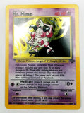 Pokemon Mr. Mime 6/64 HOLO RARE Jungle Set TCG - VERY SHINY HOLO!! HOT!, CardboardandCoins.com