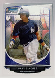 GARY SANCHEZ ROOKIE CARD 2013 Bowman CHROME Draft  #TP-31 Yankees RC HOT CARD!!, CardboardandCoins.com