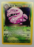 Pokemon 1st Edition DARK WEEZING 31/82 TEAM ROCKET First Edition Set TCG MINT, CardboardandCoins.com