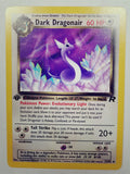 Pokemon 1st Edition DARK DRAGONAIR 33/82 TEAM ROCKET First Edition Set TCG MINT, CardboardandCoins.com
