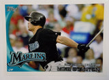 MIKE/GIANCARLO STANTON ROOKIE 2010 Topps UPDATE #US-327 Marlins, Home Runs 50++, CardboardandCoins.com