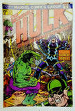 The Incredible Hulk #175 (Marvel 1974) Black Bolt Inhuman Royal Family. Romita, CardboardandCoins.com