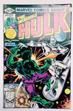 "The Incredible Hulk #250 (Marvel 1980) ""Monster!"" Silver Surfer, Collective Man, CardboardandCoins.com"