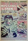 Incredible Hulk, 179, Marvel, Hulk, Talbot, Comic Book, Comics, Vintage, Book, Collect, Trading, Collectibles