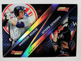 AARON JUDGE ROOKIE CARD WITH STANTON! 2015 Bowman Best Mirror Image #MI-11 HOT!, CardboardandCoins.com