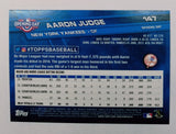 AARON JUDGE ROOKIE CARD 2017 Topps OPENING DAY #147 Yankees RC - LAST ONE!, CardboardandCoins.com