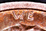 DOUBLED 1972 Lincoln Memorial Cent 1c Penny Obverse Date, Liberty, IGWT, CardboardandCoins.com