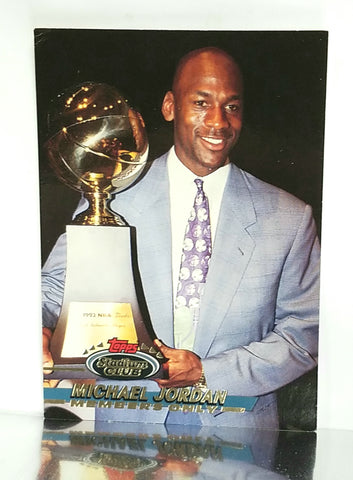 1993 STADIUM CLUB MICHAEL JORDAN (HOF) * MEMBERS ONLY * SUPER RARE, LOW POP!!, CardboardandCoins.com