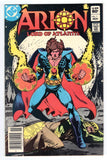 "ARION #1 (1982) DC Comics - ""Lord of Atlantis"". Glossy Cover, Great Shape!, CardboardandCoins.com"