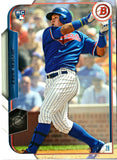 2015 Bowman #150 Javier Baez ROOKIE Chicago Cubs All-Star 2nd Base HOT!