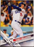 Cody Bellinger Rookie 2017 Topps Update #US50 Dodgers ROY, MVP, HOT!