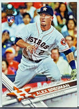 HOT! Alex Bregman Rookie Debut Rookie Card 2017 Topps Update #US150 Astros RC
