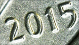 CRAZY Dime 2015-P Errors, Doubled Letters, Split FDR Face, How can it be?, CardboardandCoins.com