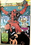 Deadpool #2 (1994) Original Limited Series (Before the Movie) Marvel Comic Book