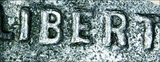 1943 Zinc/Steel Lincoln Wheat Cent w/ Doubling on Letters and Numbers, CardboardandCoins.com