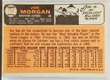 1966 Topps #195 Joe Morgan, 2nd Year, Astros, All-Star Rookie
