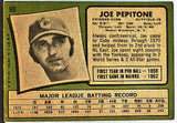 1971 Topps #90 Joe Pepitone, OF-1st Base, Chicago Cubs, Close to NM!