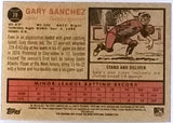 "HOT * GARY SANCHEZ ""MINORS"" * 2011 Topps Heritage Minors #39 Yankees Rookie WOW"