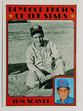 1972 Topps #347 Tom Seaver (HOF) Boyhood Photos, NM, Mets Pitcher SET BREAK HOT, CardboardandCoins.com