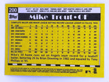 2013 Topps Archives Mike Trout 1990 Retro Style #200 HOT Angels MVP Pack Fresh!