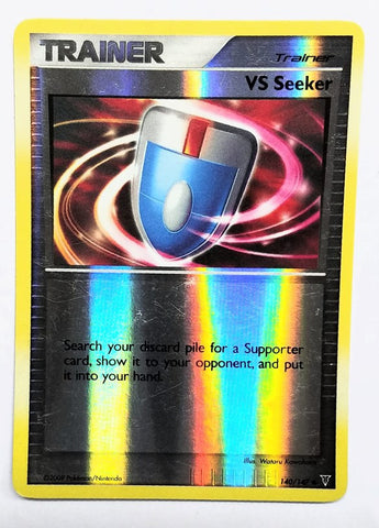 Pokemon VS SEEKER 140/147 Reverse Holo Supreme Victors Trainer Card TCG HOT!, CardboardandCoins.com