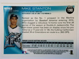 MIKE/GIANCARLO STANTON ROOKIE CARD 2010 Topps CHROME #190 Marlins, 50 HRs, RC!, CardboardandCoins.com