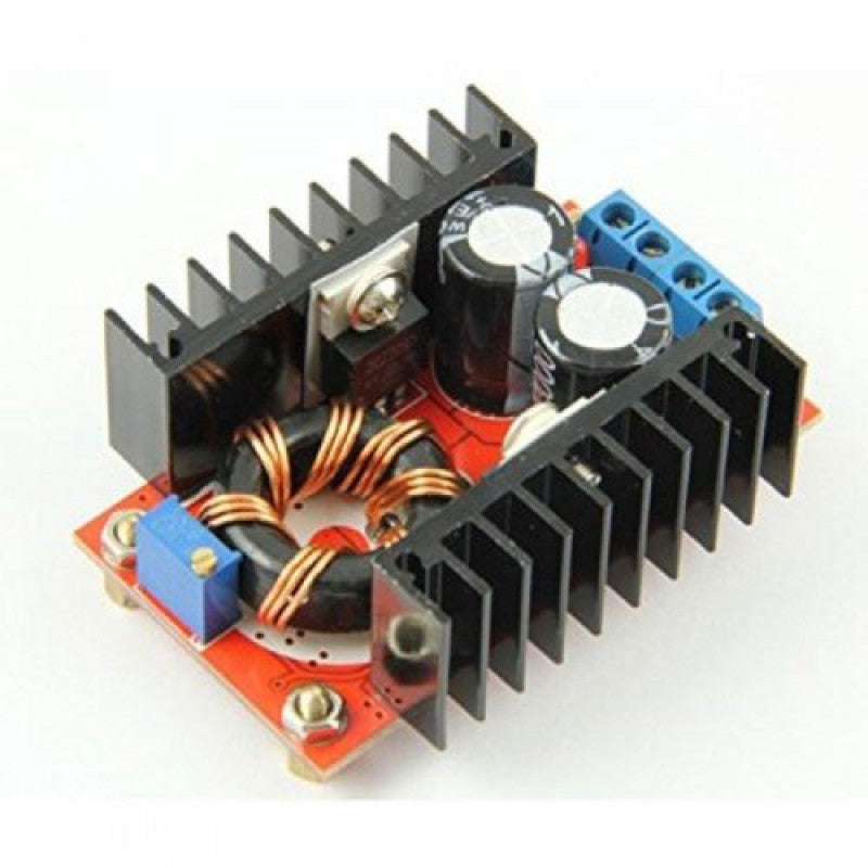 150W DC – DC Boost Converter 12 – 35V / 6A Step – Up Adjustable Power Supply module