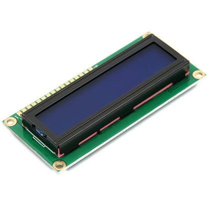 16*2 LCD Display Blue