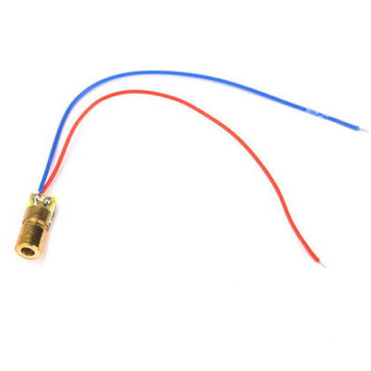 650nm 6mm 5V DC Mini Laser Diode