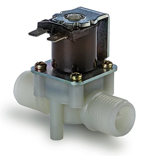 Water Solenoid Valve 12V DC 500mA  for Commercial Water Purifier