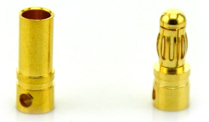 3.5mm Male & Female Bullet  Plug Connector for ESC