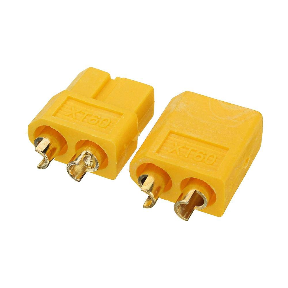 XT60 Connector Male and Female for RC LiPo Battery