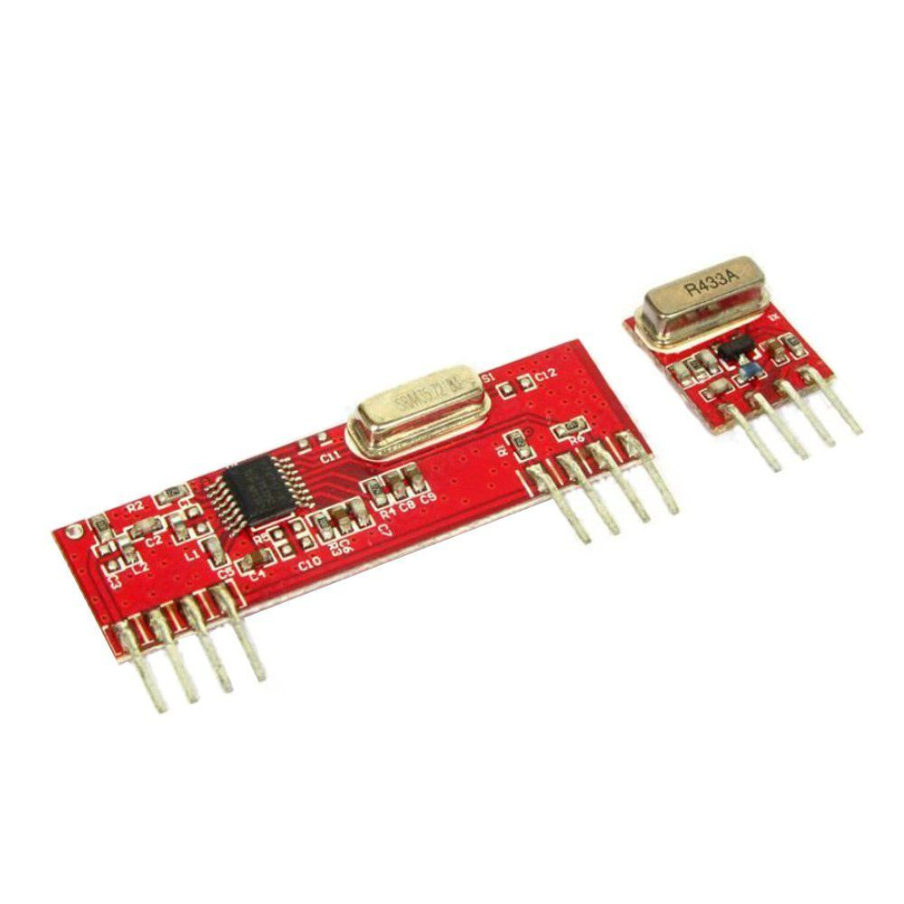 434MHz RF Transmitter Receiver Wireless Module